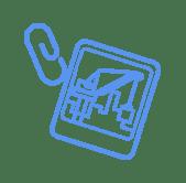 Attach documents Icon