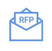 Unlimited RFP invitations